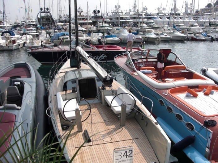 Brenta 42 Sail Yacht