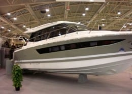 Mid-Sized Cabin Boats for sale