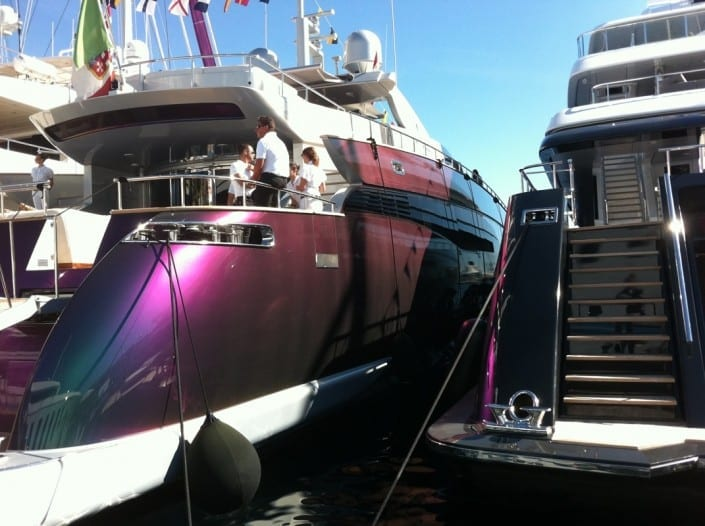 Super Yacht Roberto Cavalli