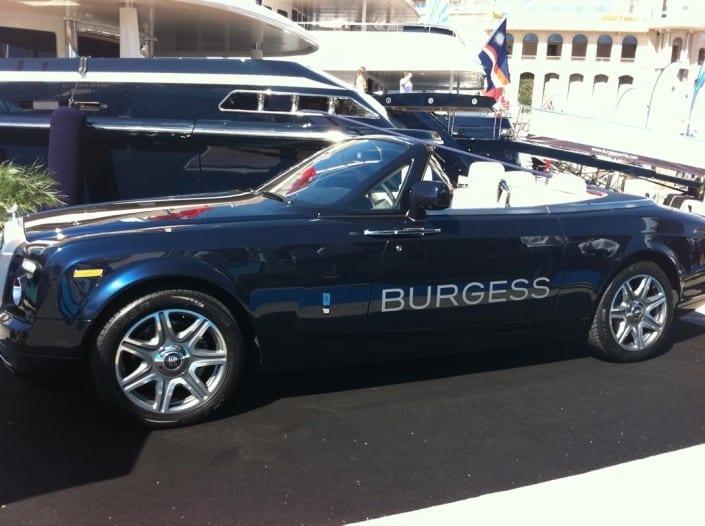 Burgess Rolls Royce
