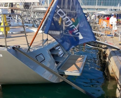 Comet 100 RS Sail Yacht 2