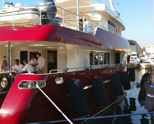 Naumachos 82 Explorer Yacht
