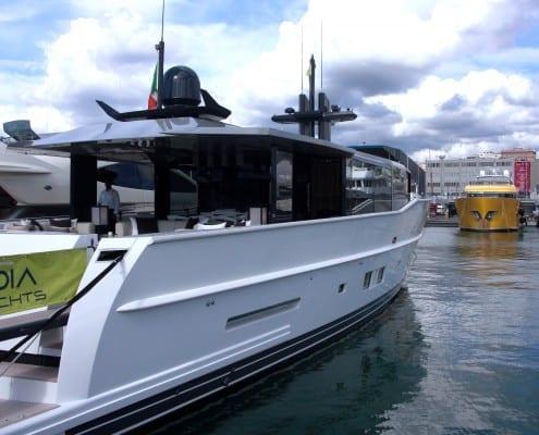 Arcadia Yacht Monaco Yacht Show