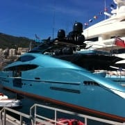 Palmer Johnson super yacht 130ft+