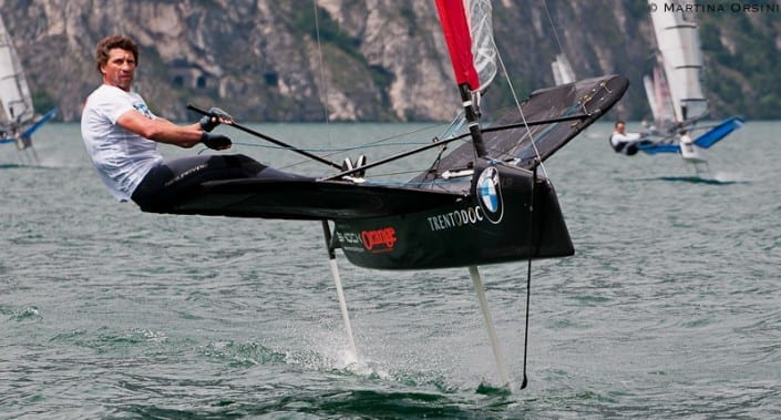 the Foiling week