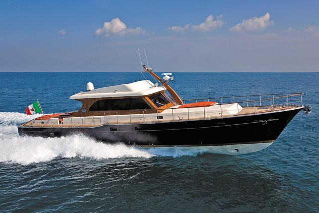 Morgan Yacht 70