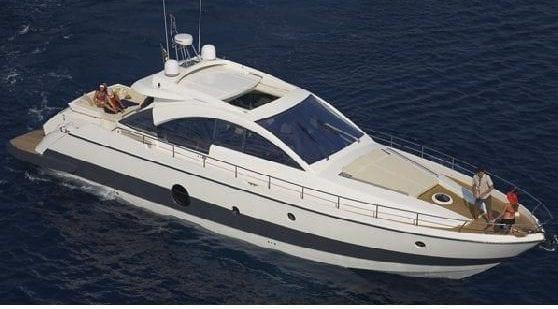 Aicon Yachts 62 open