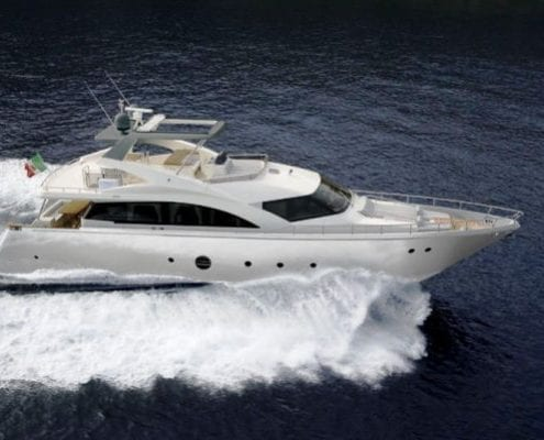Aicon 75 -Aicon Yachts bankruptcy auction; new yachts at 90% less - Auction