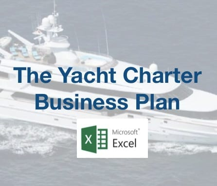 Yacht Charter Business Plan - FILE DOWNLOAD -