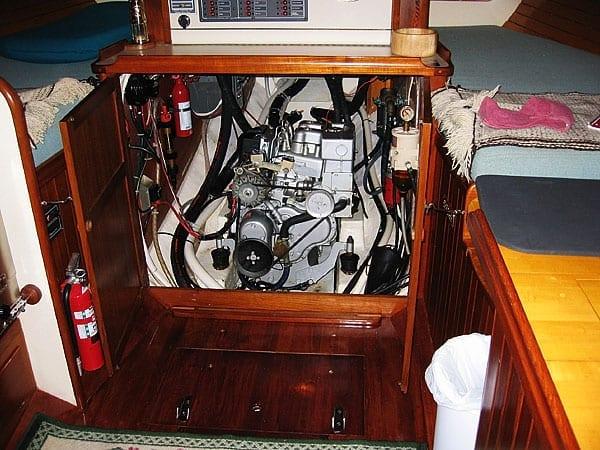 Inboard Engine