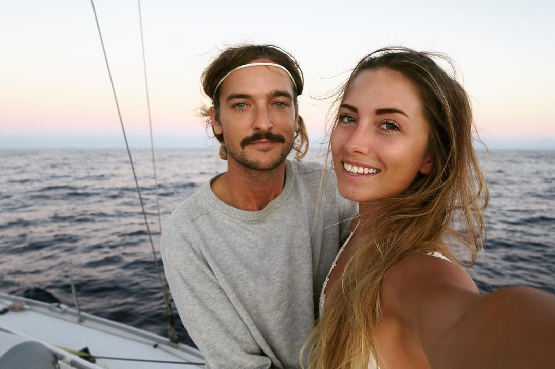 sailing the world on a budget