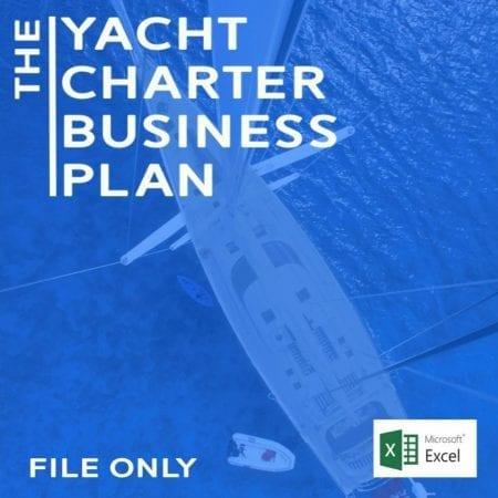 Yacht charter business plan template
