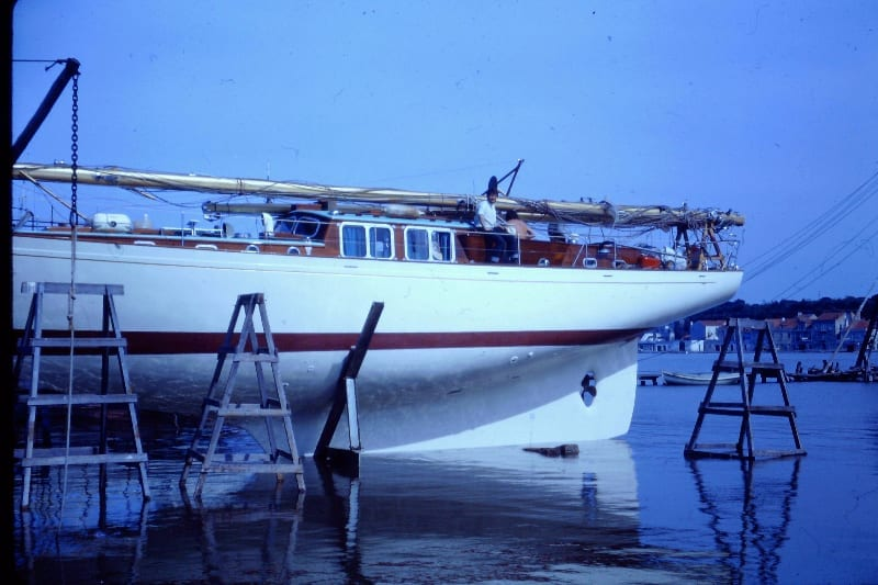 Classic Sailing Yacht for Sale under £100k