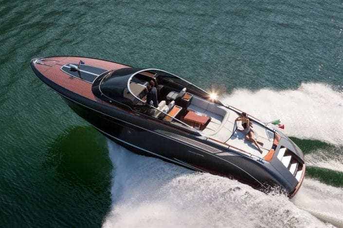 Rivamare At London Boat Show