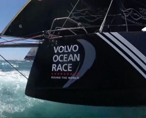 Volvo Ocean Race Contender