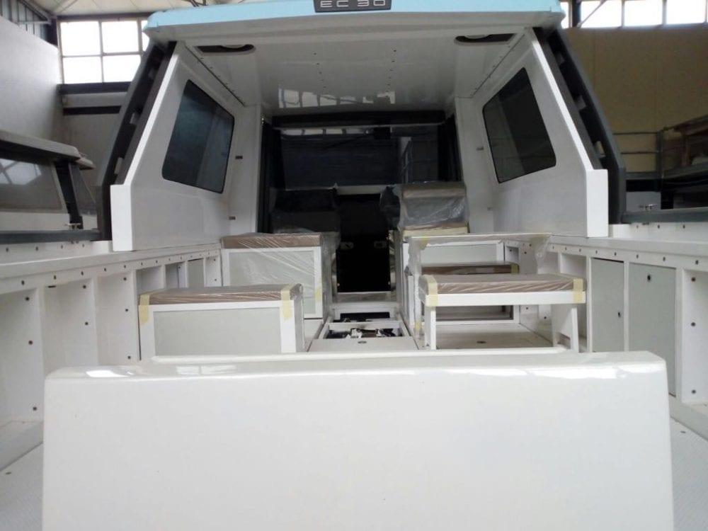 Hybrid Boats