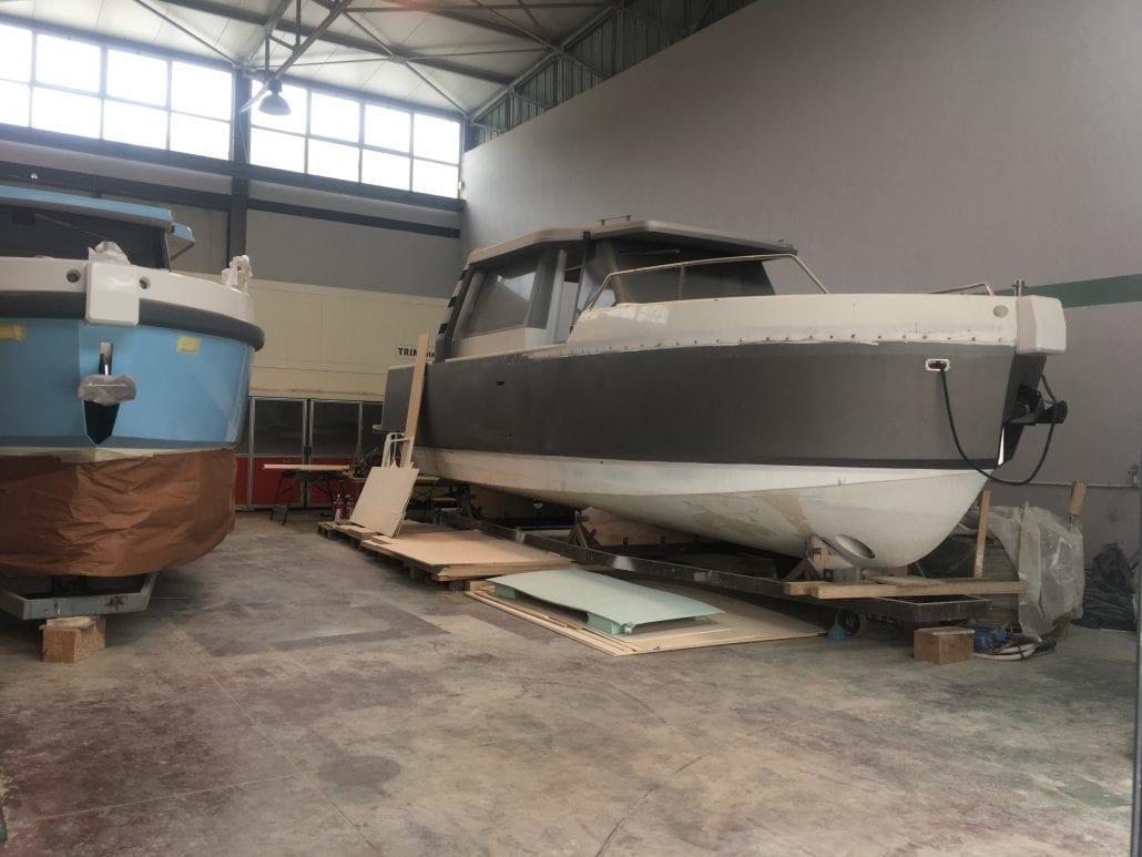 Ethos Hybrid Boats