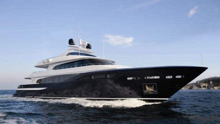 40m Rodriquez Yacht