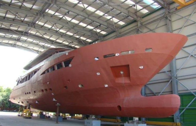 Rodriquez Yacht 40m