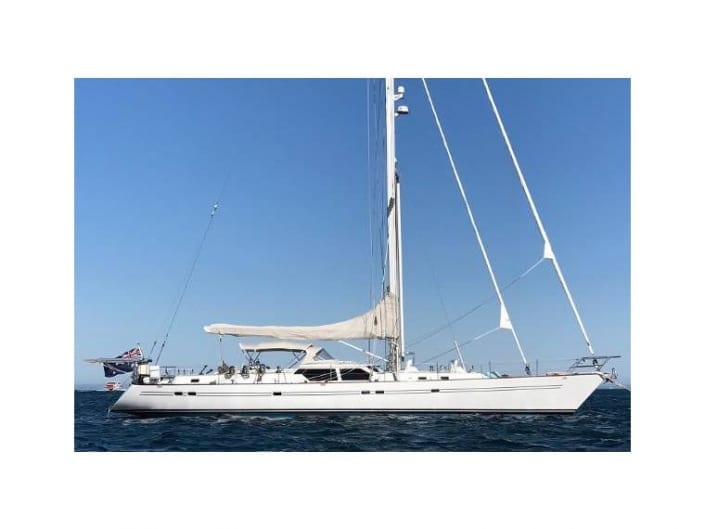 Oyster Yacht 68hp for sale
